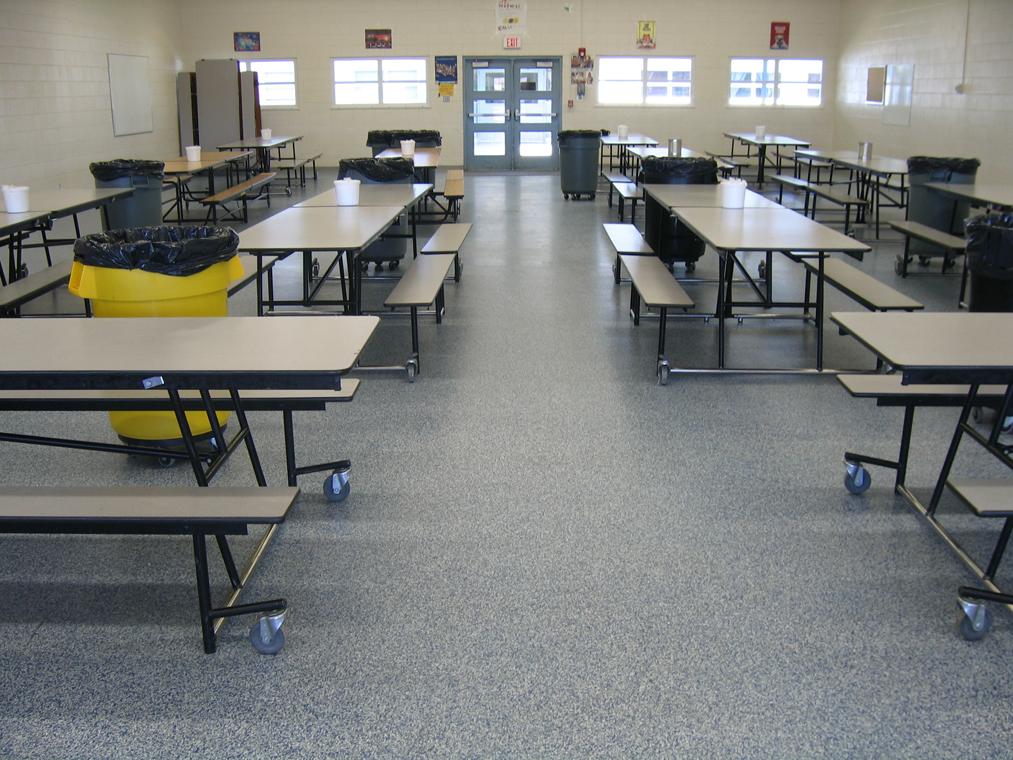 Universities School Facilities Deckade Advanced Flooring - Flooring installation schools